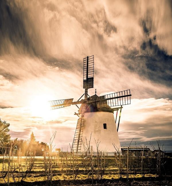 Veterný mlyn, Retz