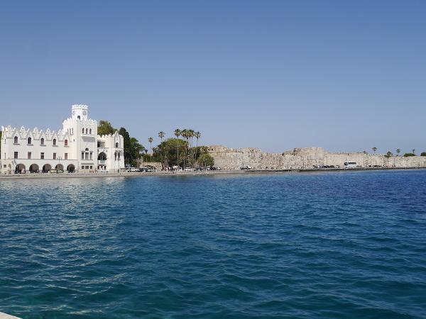 Pevnosť a historická budova