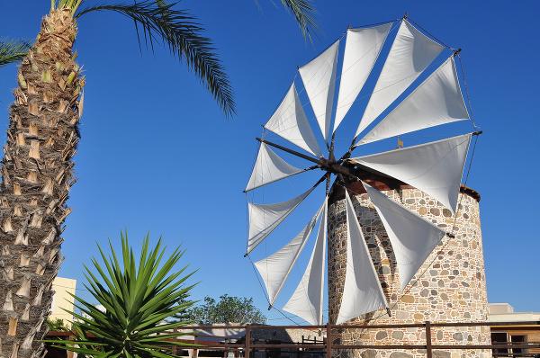 Jediný stále funkčný mlyn