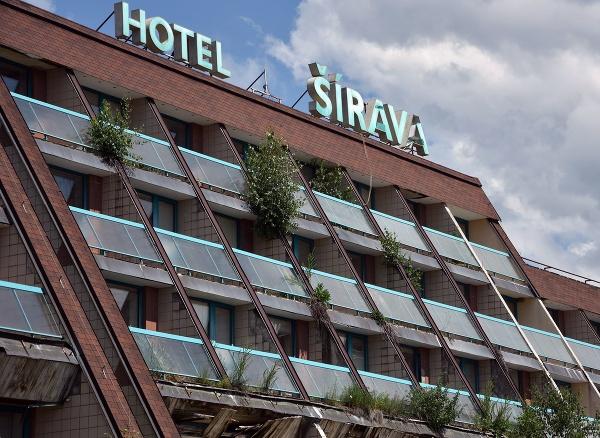 Bývalý hotel Šírava