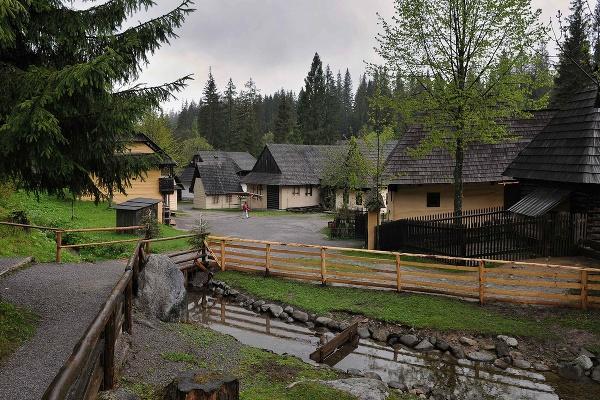 Múzeum oravskej dediny v