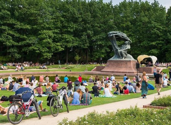 Chopinov pamätník