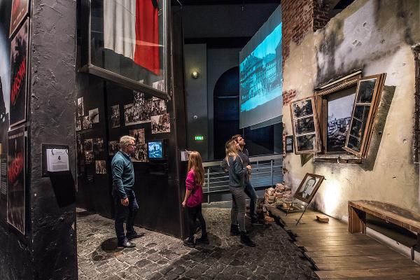 Varšavské múzeum povstania