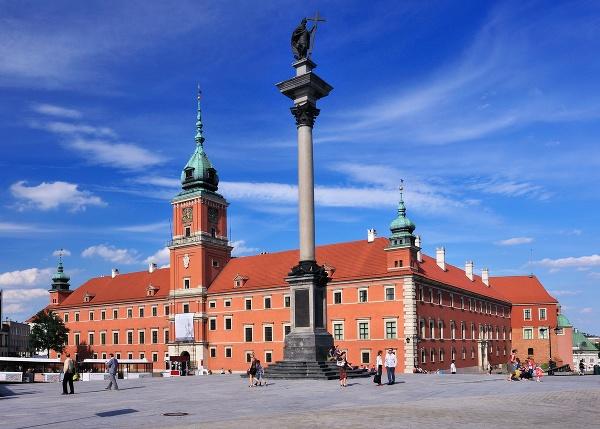 Kráľovský zámok vo Varšave