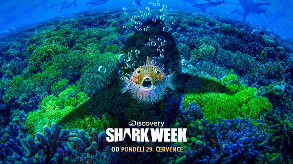 Žraločí týždeň (Shark Week),