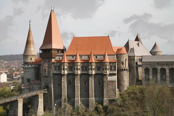 Hrad Hunedoara (Korvínov hrad)