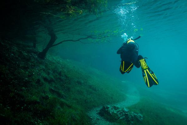 Zelené jazero Tragöss, Rakúsko