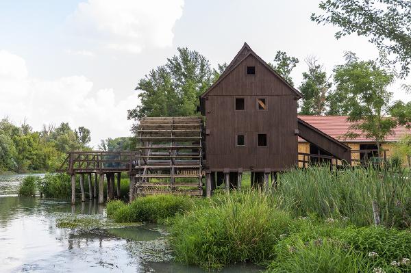 Vodný mlyn v Jelke