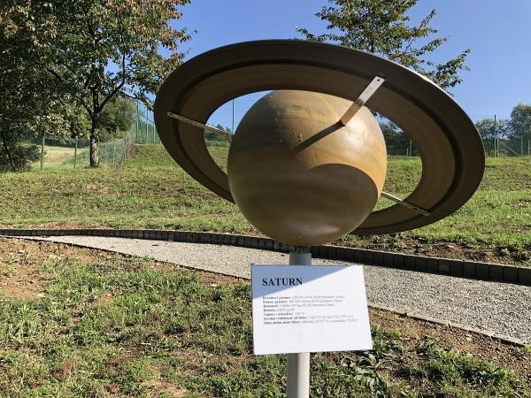 Park slnečnej sústavy pri
