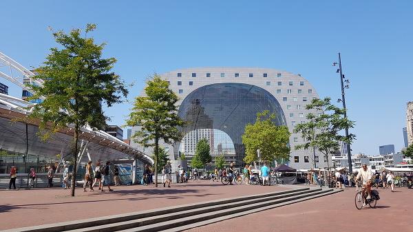 Tržnica, Rotterdam, Holandsko