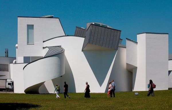 Dizajnové múzeum Vitra, Weil