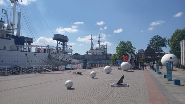 Múzeum svetového oceanu a