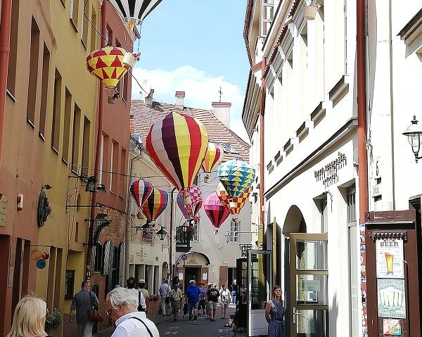 Vilnius. © Eva Mikšíková