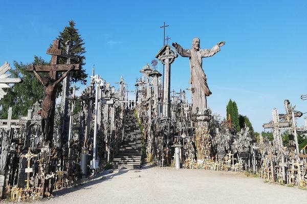 Vrch krížov