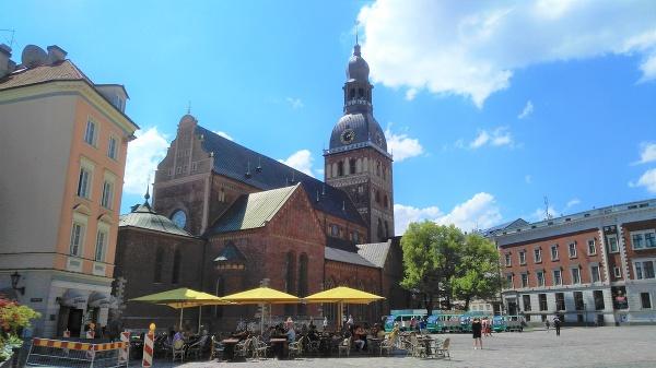 Riga - Rižský dóm