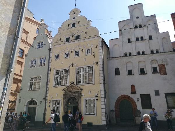 Riga -Traja bratia