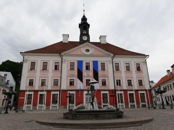 Tartu - radnica