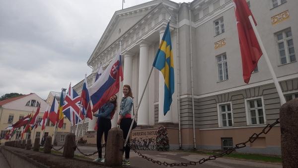 Tartuská univerzita v Tartu