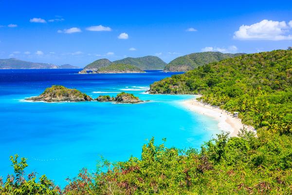Panenské ostrovy USA