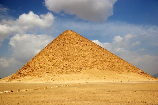 Červená pyramída, Egypt
