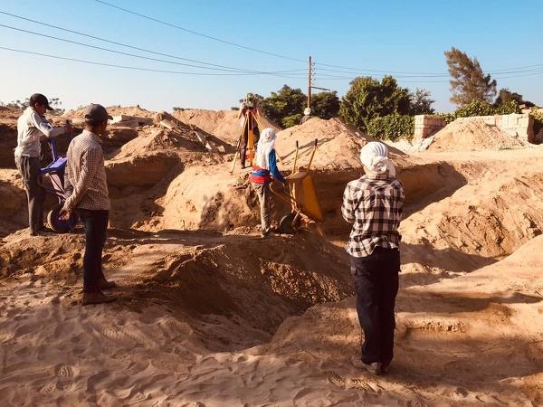 Na západe Egypta objavili