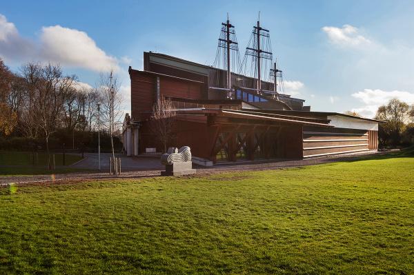 Múzeum Vasa v Štokholme