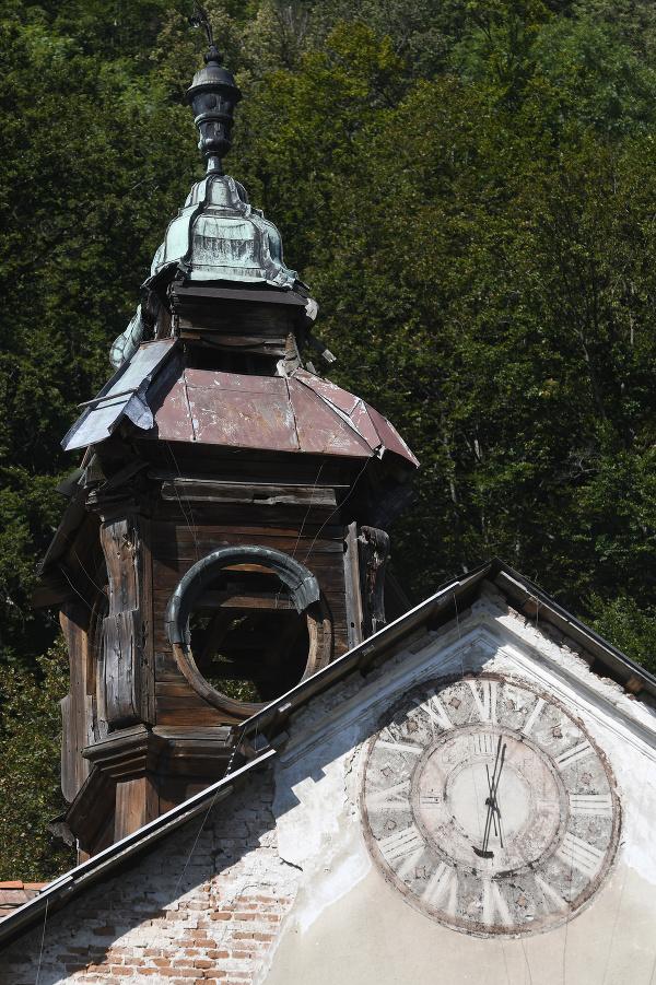 Vežička kaštieľa v obci