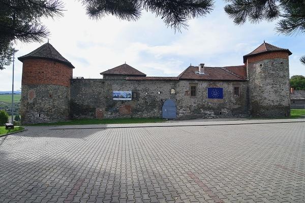 Hrad z 15. storočia,