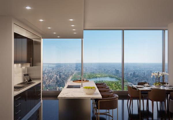Central Park Tower sa