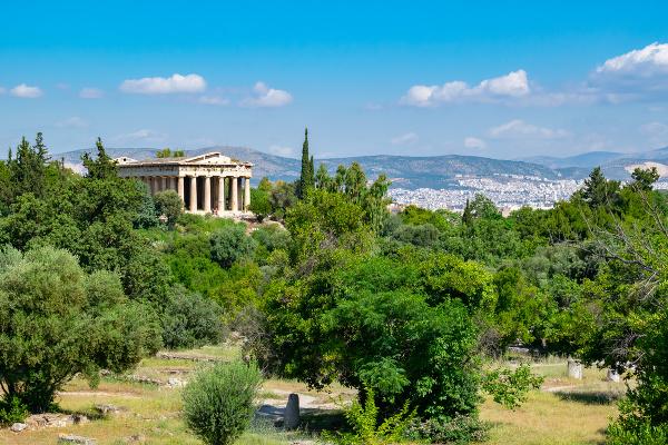 Aténska Agora