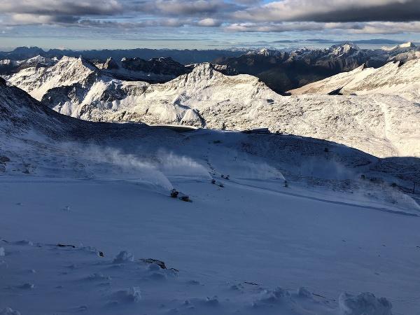 Stredisko Mölltaler Gletscher