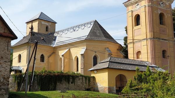 Evanjelický kostol v Ratkovej
