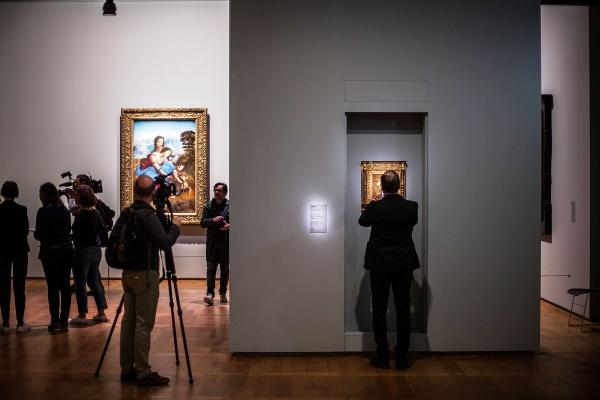 Výstava Leonarda da Vinci