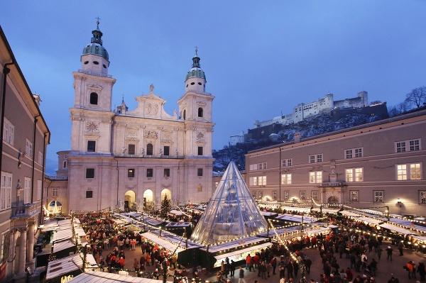Vianočný Salzburg