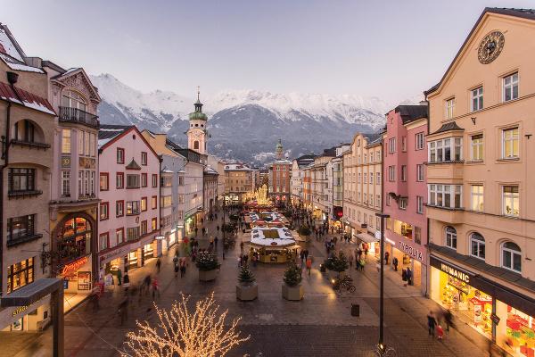 Vianočný Innsbruck