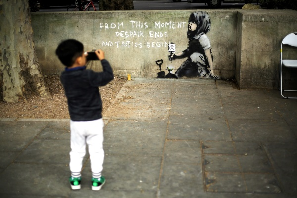 Banksyho dielo