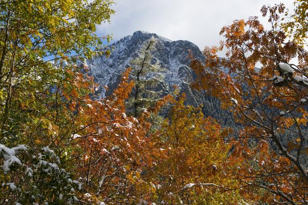 Jesenné Vysoké Tatry v