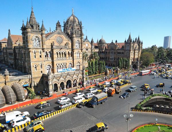 Železničná stanica Chhatrapati Shivaji