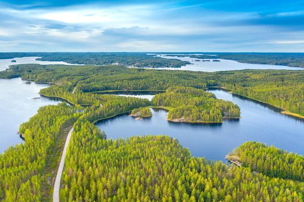Jazero Saimaa