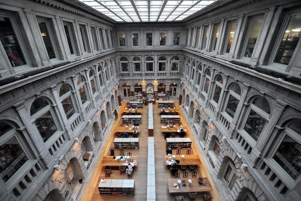 Biblioteca Marciana – Benátky,