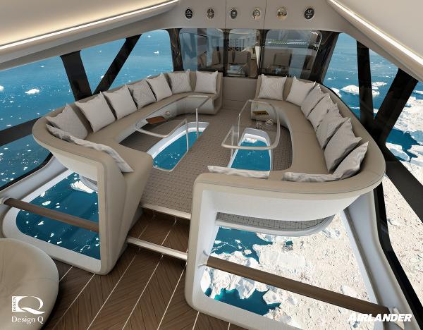 Luxusná vzducholoď Airlander 10