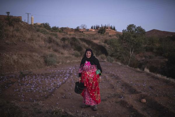 Marocká dedina Askáun je