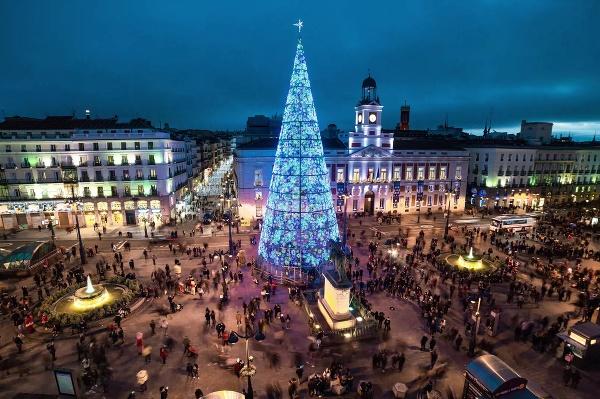 Vianočný Madrid
