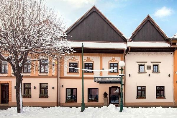 Boutique Hotel Hviezdoslav, víťaz