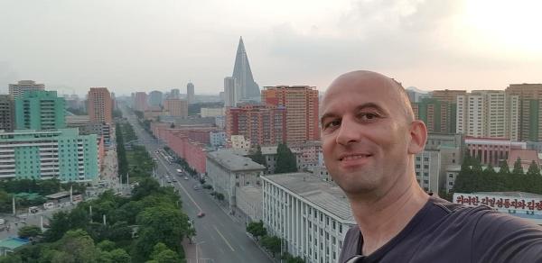 Štefan v KĽDR
