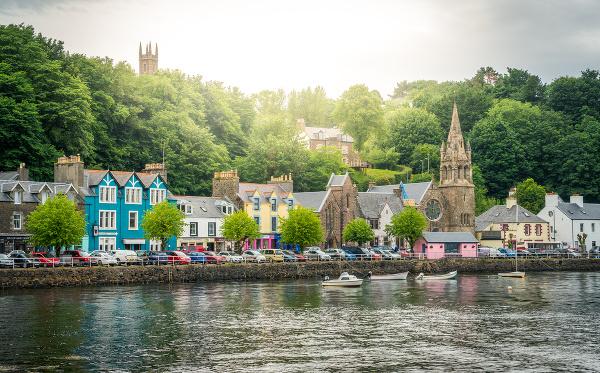 Tobermory, Škótsko