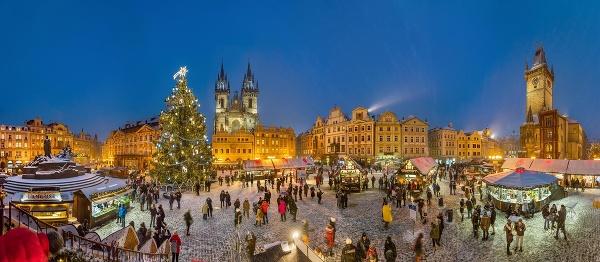 Vianoce v Prahe
