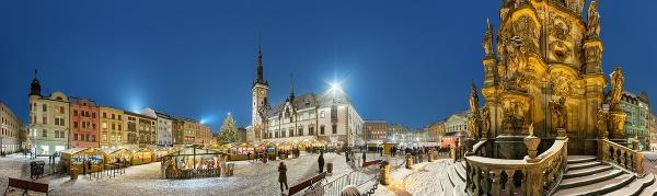 Vianoce v Olomouci