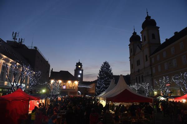 Vianoce v Trenčíne
