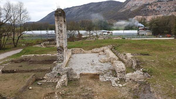 Areál bývalého kláštora v